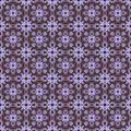Purple colors plaid pattern korean traditional design series Stock Photography