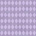 Purple Diamond Shape Fabric Ba...