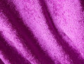 Purple fabric Royalty Free Stock Image