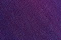 Purple fabric texture macro a shot of synthetic Stock Photos