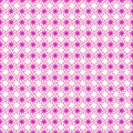 Purple floral fabric Stock Images