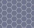 purple hexagon honeycomb pattern background