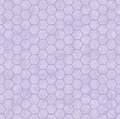 Purple Honey Comb Shape Fabric Background Royalty Free Stock Photo