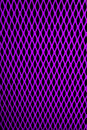Purple Mesh Stock Image