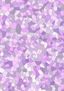 Purple mosaic tiles Royalty Free Stock Photo