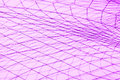 Purple netting Royalty Free Stock Photo
