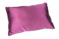 Purple pillow Royalty Free Stock Photo