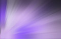 Purple ray background Royalty Free Stock Photo