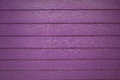 Purple Real Wood Texture Background Royalty Free Stock Photo