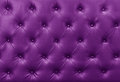 Purple sofa leather background detail Royalty Free Stock Photo