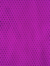 Purple sports jersey mesh uniform Stock Photos