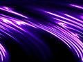 Purple Streaks Royalty Free Stock Image