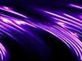 Purple Streaks Royalty Free Stock Photo
