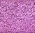 Purple stucco wall texture background Stock Photo