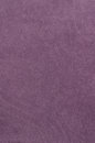 Purple suede closeup of natural background Royalty Free Stock Image