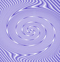 Purple swirl pattern Royalty Free Stock Photo