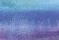 Purple and turquoise watercolor background Royalty Free Stock Photo