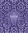 Purple van het behang Stock Afbeelding