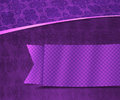 Purple Vintage Exclusive Background Stock Photos