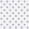 Purple and White Large Polka Dots Pattern Repeat Background