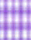 Purple and white plaid Royalty Free Stock Images