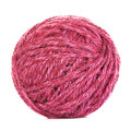 Purple Yarn Ball Royalty Free Stock Photo