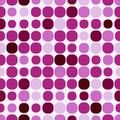 Purpura tegelplattor Arkivbild