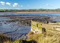 Purton Wreck Stock Photography