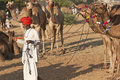Pushkar Camel Fair Stock Images