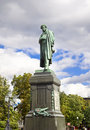 Pushkin Monument Stock Photos