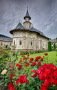 Putna Monastery, Romania Royalty Free Stock Photo
