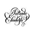 Putrada ekadashi lettering inscription to indian holiday