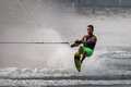 Putrajaya cup national championships water ski and wakeboard on october at sports complex precint malaysia Royalty Free Stock Image