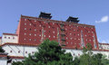 Putuo zongcheng temple in chengde the little potala palace china Royalty Free Stock Photo