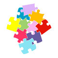 Puzzle , Jigsaw Royalty Free Stock Images