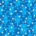 Puzzle Match Stars Seamless Pattern_eps Stock Photos