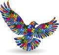 puzzle pigeon logo