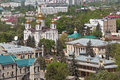 Pyatigorsk. The historical part. Royalty Free Stock Photos