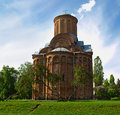 Pyatnytska church in chernigov is a functioning chernigiv ukraine it was built at th century reproduce with great authenticity Stock Photos