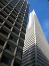 Pyramide de Transamerica Photos stock