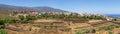 Pyramids in Guimar, Tenerife Royalty Free Stock Photo