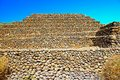 The Pyramids of Gyumar Royalty Free Stock Photography