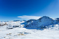 The Pyrenees landscape Royalty Free Stock Photo