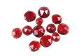 Pyrope garnet minerals Royalty Free Stock Photo