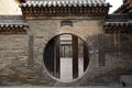 Qing dynasty house Pingyao Xian China Royalty Free Stock Photos