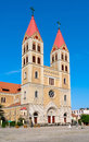 The Qingdao of China, Catholic church Stock Photo