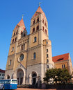 Qingdao Church Stock Photo