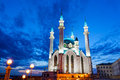 Qol Sharif mosque in Kazan Royalty Free Stock Photo
