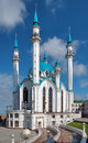 Qolsharif Mosque in Kazan Kremlin Royalty Free Stock Image