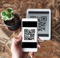 QR Code Payment Transaction Us...